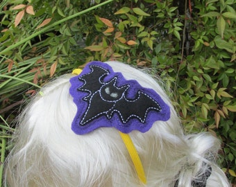 Halloween Hair pretties, barrette,clip,comb, headband