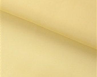"1 meter Gold Silk Lining Fabric , width 27,5"""