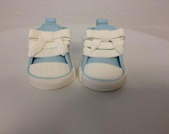 Baby sugar tennis shoes