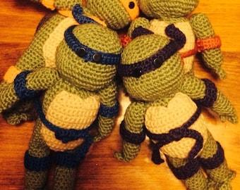 Turtle Dolls