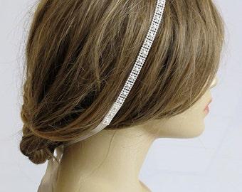Wedding Headband hairband Bridal wedding accessory Accessories hair band Women accessory Bridesmaids weddings jewelry bride