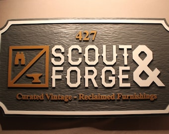 BUSINESS SIGNS | Custom Wood Signs | Store signs | Carved Wood Signs | Bar Signs | Restaurant Signs | Company Signs |