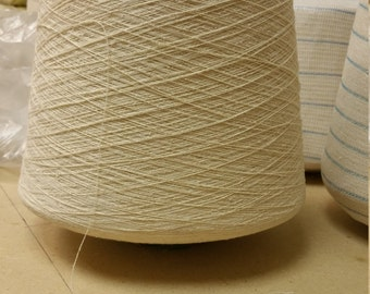 Mulberry carded spun silk yarn 60/2 for weaving 1 kilo cone