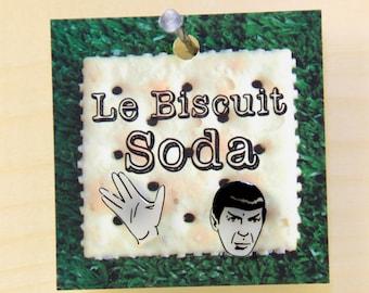 Spock...