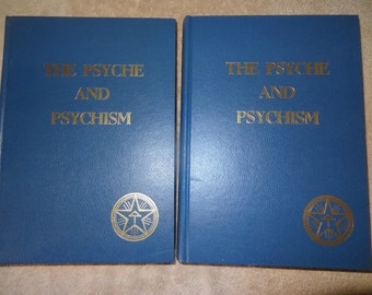 The PSYCHE and PSYCHISM by Torkom Saraydarian ( Mysticism-Occult)