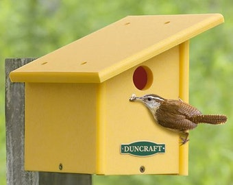 EZ Install Bird House