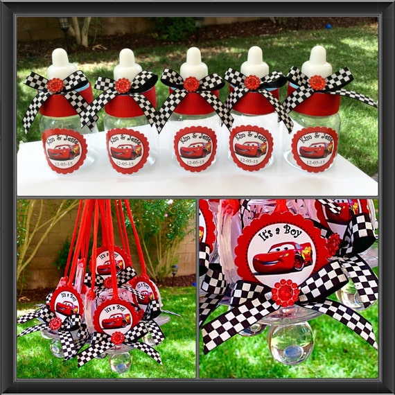 Baby Shower Themes Cars ~ Disney cars baby shower favors