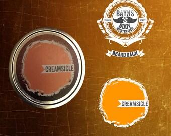 Creamsicle Beard Balm