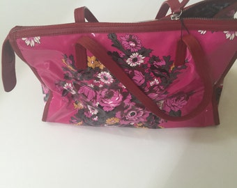 Beautiful Kenzo bag with flower design