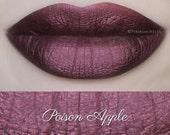 Poison Apple Liquid Lipstick Matte Metallic Liquid Lipstick