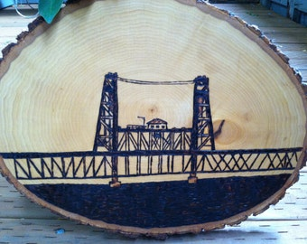 Steel Bridge Portland Woodburn