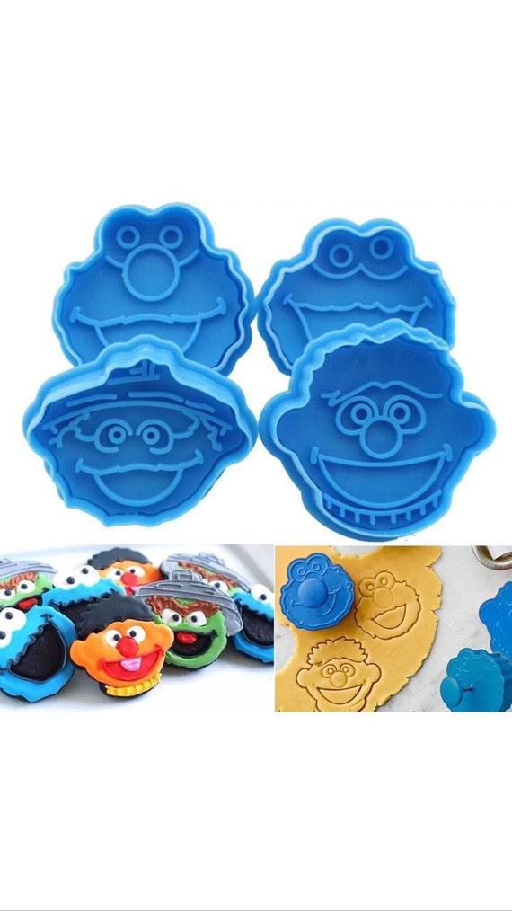 Sesame Street 4pc Cookie Cutter Plungers moreover Molde Silicon Olaf Frozen besides 251419219782 in addition An Elekid Suggested By Ass K3tchum likewise Haydns 1st Birthday. on oscar chocolate candy mold