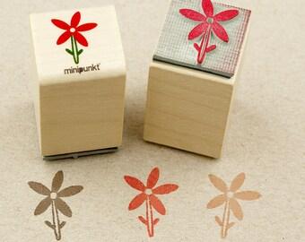 Stamp with flower FEM