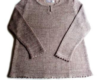 Women's linen long sleeve top/tunic/sweater/tshirt/sweater shirt/tank top/vest/pullover