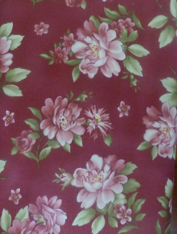 Graceful Moments Cotton Fabric Quilt Home By