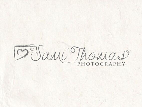 photography logo premade logo design photography watermark