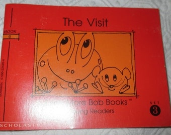 The Visit by Even More Bob Books