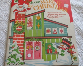 Kids can make for Christmas Book