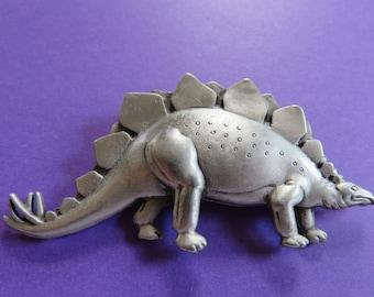 JJ Jonette Prehistoric Dinosaur Brooch Pin