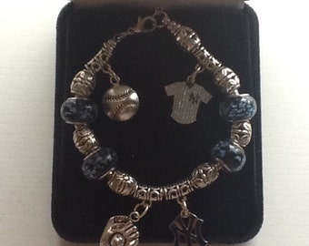 New York Yankees Bracelet