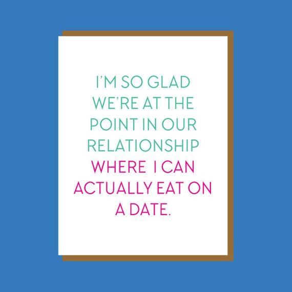 Funny dating business cards