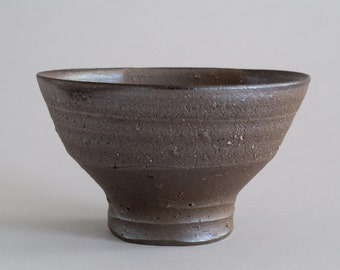 Wood Fired Pottery, Bowl -00108-