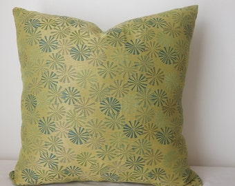 Designer pillow cover, throw pillow,decorative pillow,accent pillow,same fabric front and back