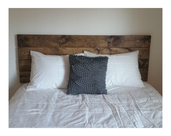 King Headboard - Wood Bed Headboard - Bedroom Furniture