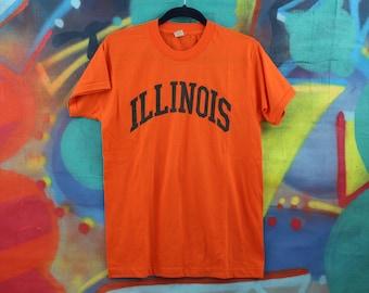 University of Illinois Fighting Illini Tee
