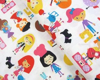 Girlfriends - Bright Career Kids - Ann Kelle - Robert Kaufman