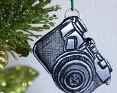 Camera Christmas Ornament Photography Ornament Photographer Ornament - Peggy Festerling