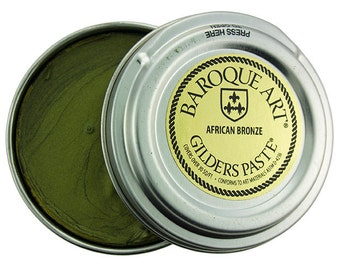 Gilders Paste - AFRICAN BRONZE  (PM2000)