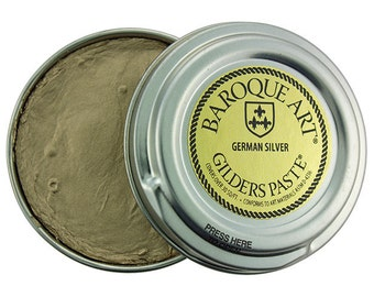 Gilders Paste - German Silver (PM2003)