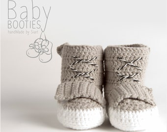 Yeezy Baby Booties, Crochet Yeezy boost, Baby Booties, crochet booties