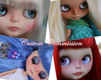 Custom Commission for Blythe Doll