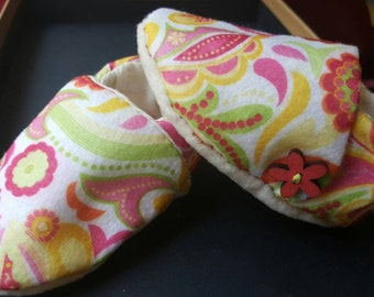 Baby Fabric Shoes