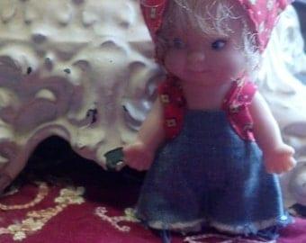 Vintage Uneeda PeeWee Doll from 1955