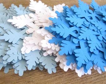 Frozen Birthday,Snowflake Stickies, Wall Adhesives,Winter Wonderland, Frozen Theme Decorations, Frozen Party, Blue and White,Frozen Princess