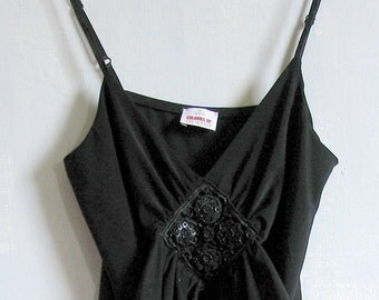 90s Little Black  Dress, Black dress ,lbd dress, party dress ,bridesmaid dress ,goth dress, alternative wedding