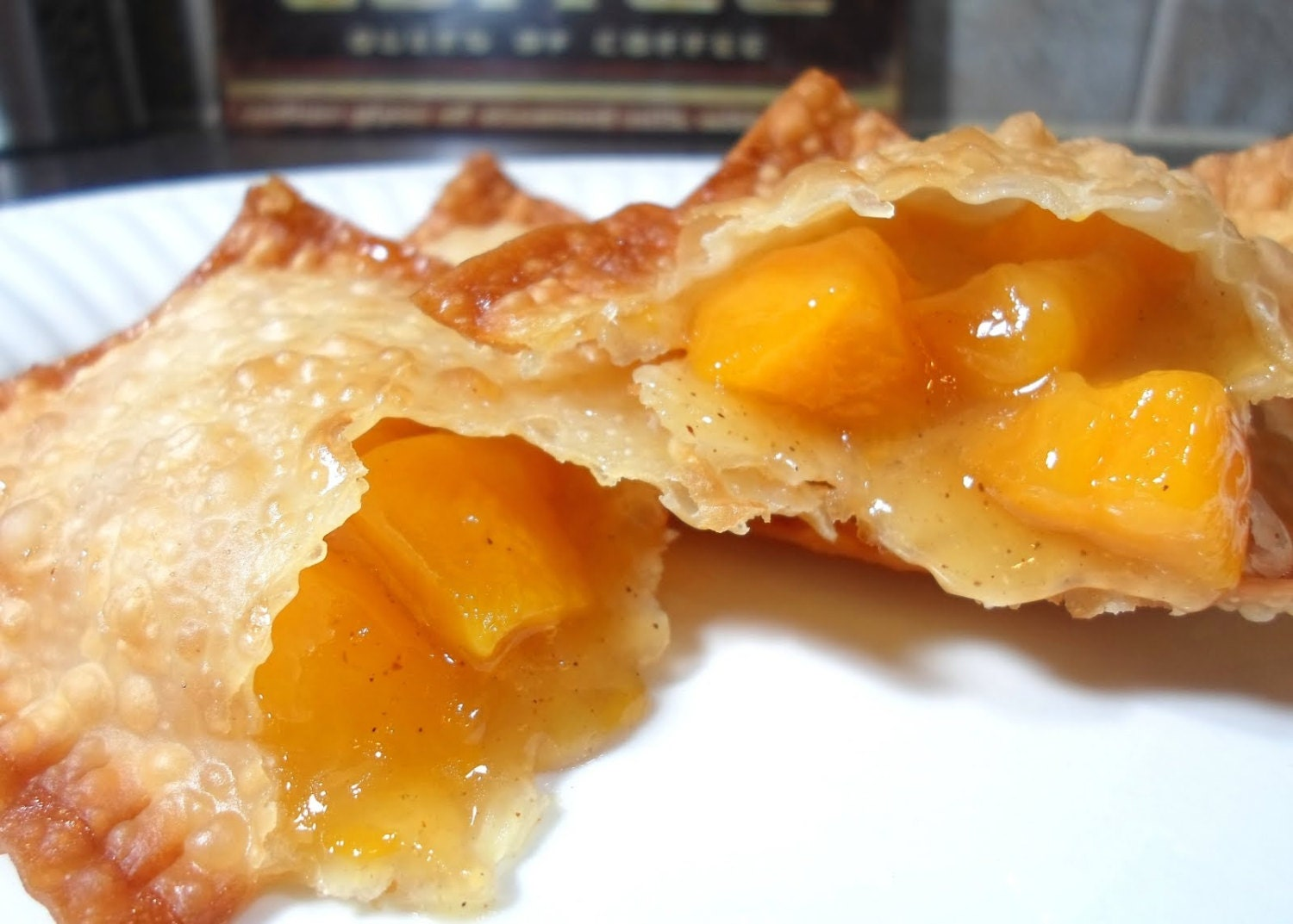 Fried Fruit Pies/fresh baked/homemade/edible baby by Manmaws