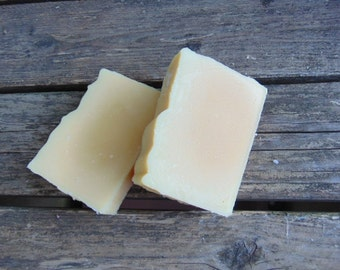 Handmade Soap Patchouli and Litsea Essential oil soap, natural soap