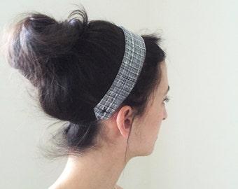 Crosshatch Headband