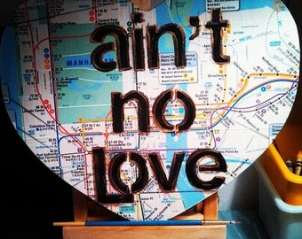 Ain't No Love (in the heart of the city)
