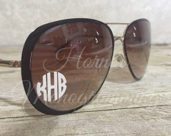 Sunglasses Monogram (qty of 4)