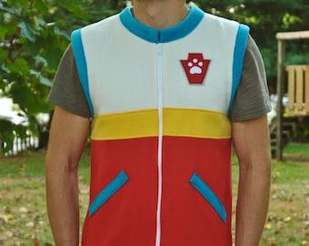 Adult sized vest