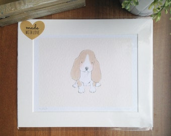 Puppy collection - Basset Hound