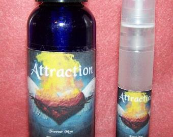 Attraction Spray