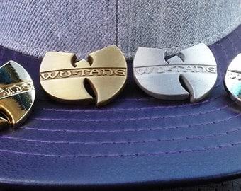 Wu Tang - 3D Wu Tang - Hat Pin - Lapel Pin - WU TANG