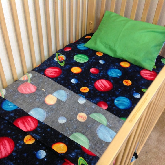 toddler bedding solar system - photo #4