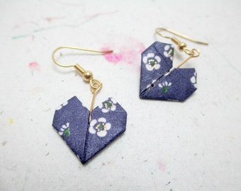 Turtle Earrings / Origami jewelry / Asian Jewelry / by ... - photo#21
